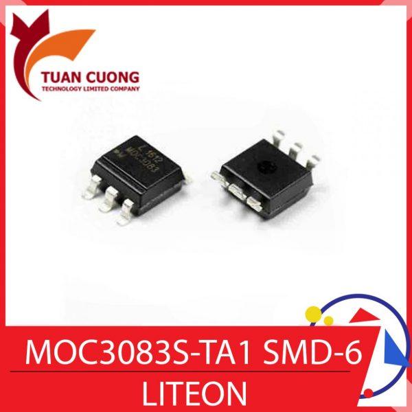 MOC3083S-TA1 Liteon